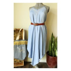 Knox Rose Lightweight Denim Dress